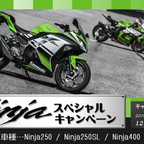 Kawasaki Ninja祭り延長決定!