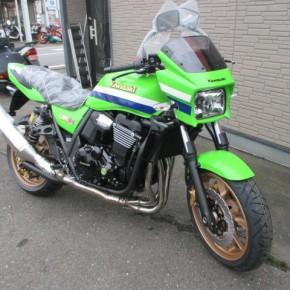 カワサキ ZRX1200 DAEG Final Edition入荷
