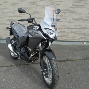 カワサキ VERSYS-X 250 ABS 入荷