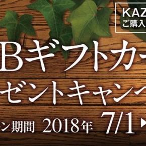 Kawasaki Ninja250 ギフトカードキャンペーン