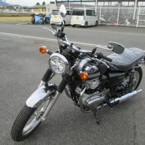 カワサキ W800 入荷